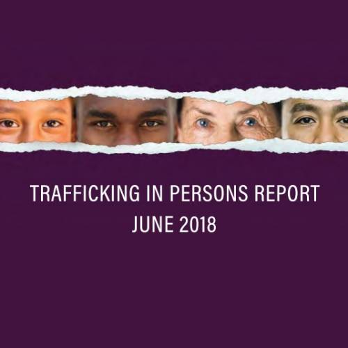 TRAFFICKING IN PERSONS REPORT 2018, SERBIA IN TIER 2