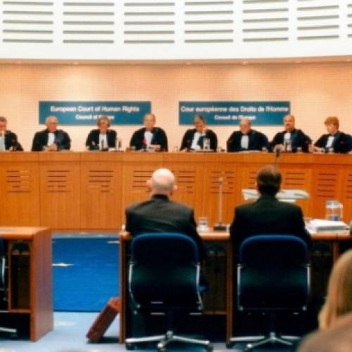The European Court of Human Rights has ruled that Croatia is guilty