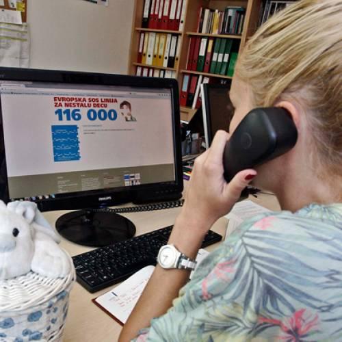 Obuka za rad na SOS telefonu za žrtve trgovine ljudima