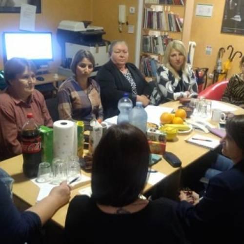 Sastanak sa predstavnicama RING mreže