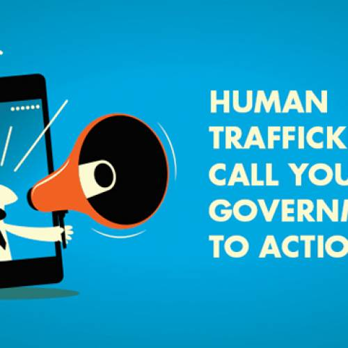 We need prompt, determined and coordinated answer of all relevant actors in the anti-trafficking