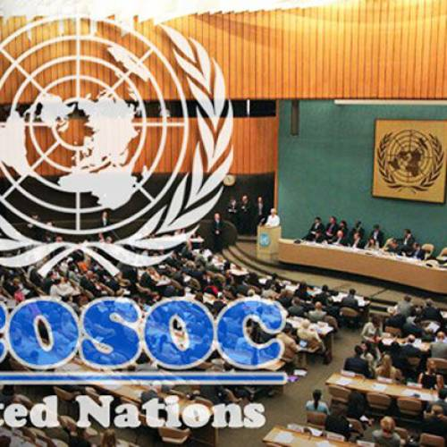 ASTRA granted special consultative status at the Economic and Social Council (ECOSOC) of the UN