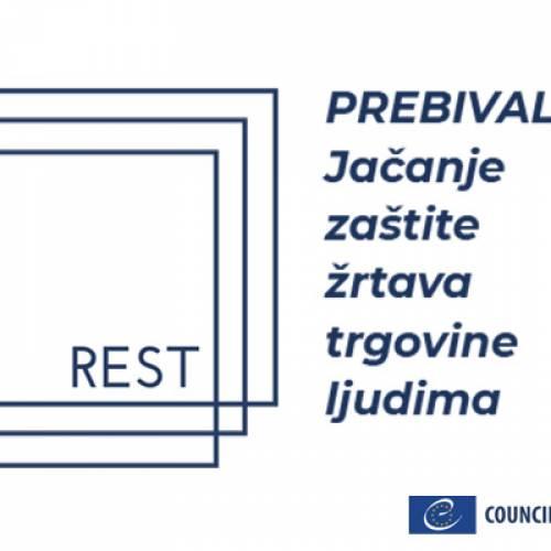Projekat REST – Prebivalište: jačanje zaštite žrtava trgovine ljudima