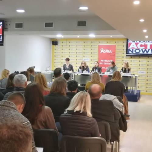 Trendovi i izazovi u borbi protiv trgovine ljudima na Zapadnom Balkanu