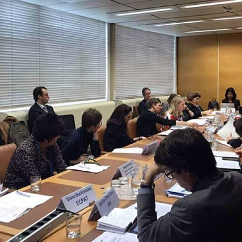 CEDAW – konsultativni sastanak u cilju izrade Opštih preporuka o trgovini ženama i devojčicama