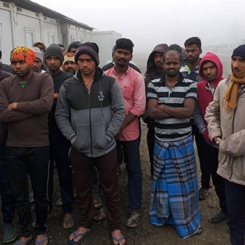 Slučaj radne eksploatacije radnika iz Indije u Srbiji