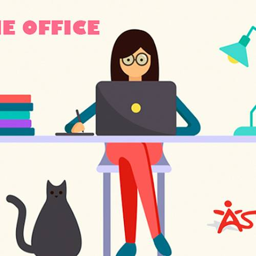 Work-from-home announcement