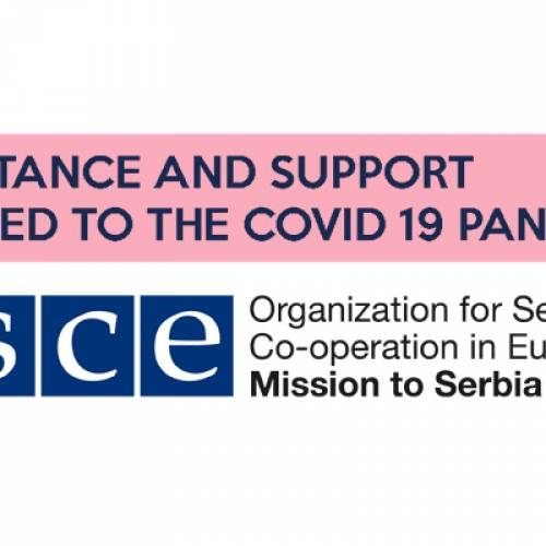 OSCE Mission to Serbia: Assistance and support to victims of trafficking during the pandemic