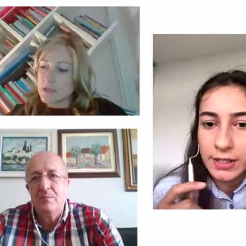 Onlajn predavanje: Uloga NVO u reševanju problema trgovine ljudima