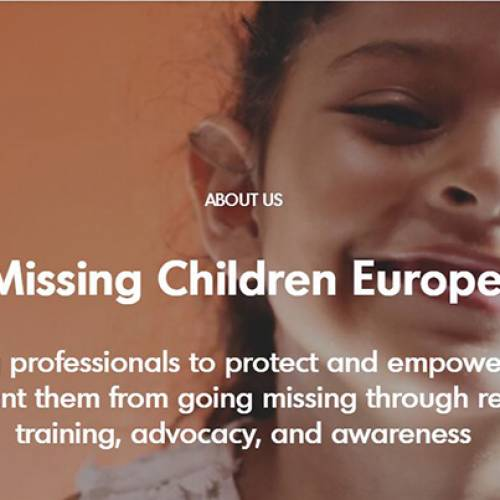 Marija Andjelkovic, ASTRA's CEO, elected for the member of the Board of the Missing Children Europe