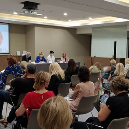Public presentation of the Analysis of services and Brochure for persons at risk and victims of human trafficking